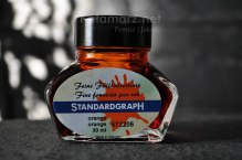 ATRAMENT STANDARDGRAPH - ORANGE Pomarańczowy 30 ML