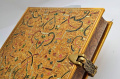 NOTES PAPERBLANKS GOLD INLAY SLIM LINIE
