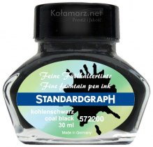 ATRAMENT STANDARDGRAPH - Czarny 30 ML