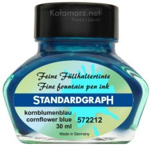 ATRAMENT STANDARDGRAPH - cornflower blue/CHABROWY 30 ML