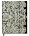NOTES PAPERBLANKS LACE ALLURE IVORY VEIL ULTRA LINIE