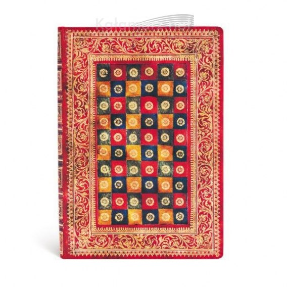 NOTES PAPERBLANKS Venetian Mornings Collection FIAMMA MIDI LINIE