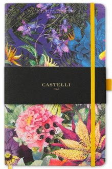 NOTATNIK NOTES CASTELLI EDEN COCKATIEL